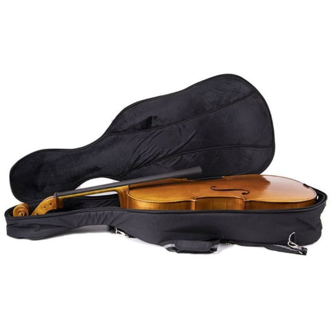 Jakob Winter Soft Cello Case Black/ Blue