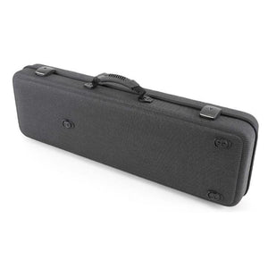 Jakob Winter Classic Oblong Greenline Violin Case Grey