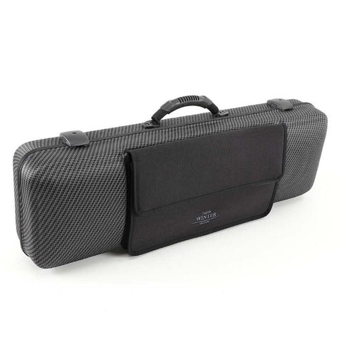 Black Oblong  Violin Case