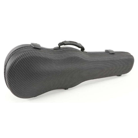 Jakob Winter  Carbon Design Greenline Shaped Viola Case - Side