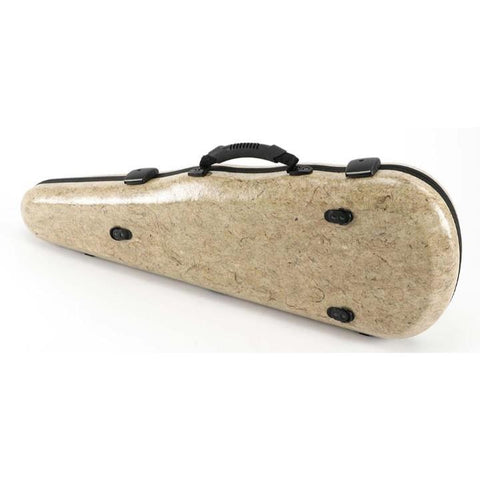 brown violin case