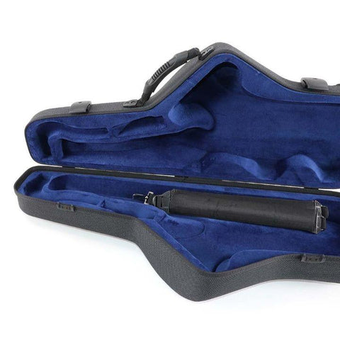 Image of Jakob Winter Greenline Tenor Sax Case Classic Gray