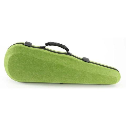 Image of Green Shaped Violin Case