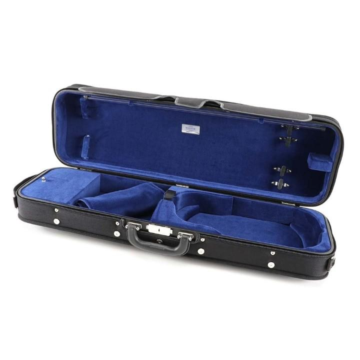 Wooden Oblong Violin Case