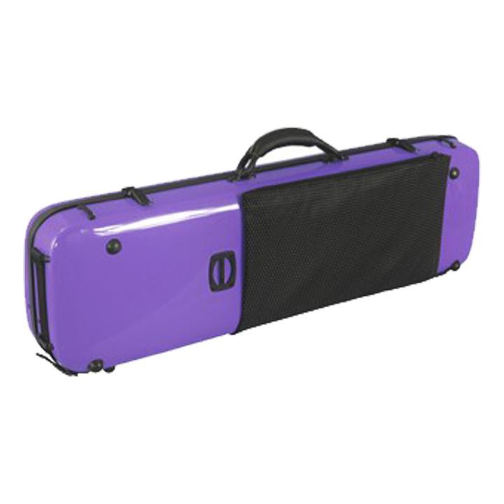 purple violin case