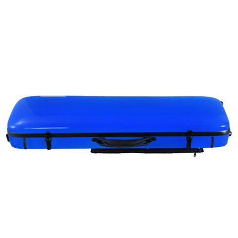 Image of blue violin case