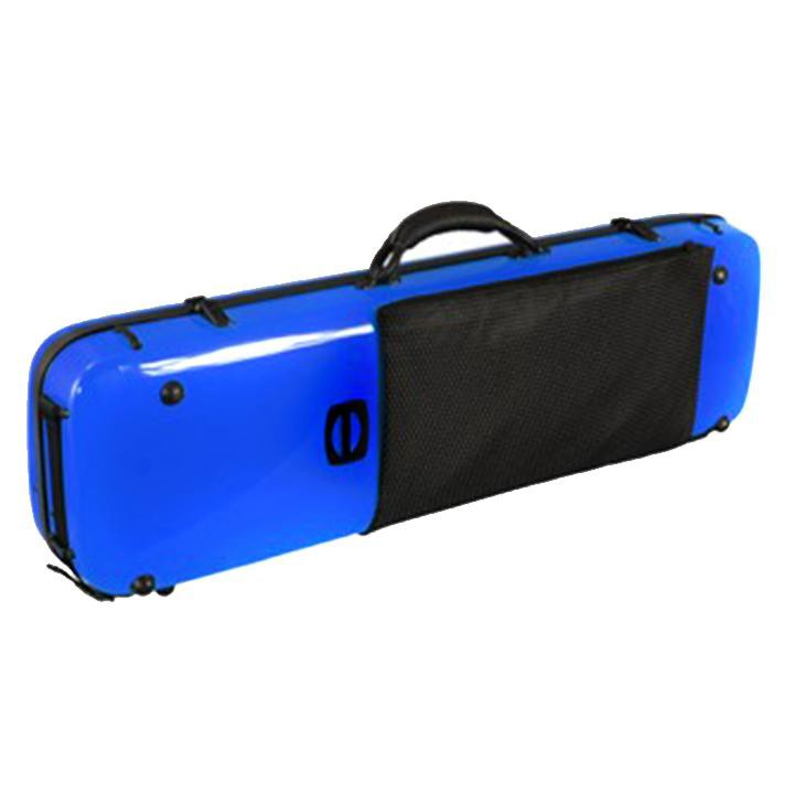 blue violin case