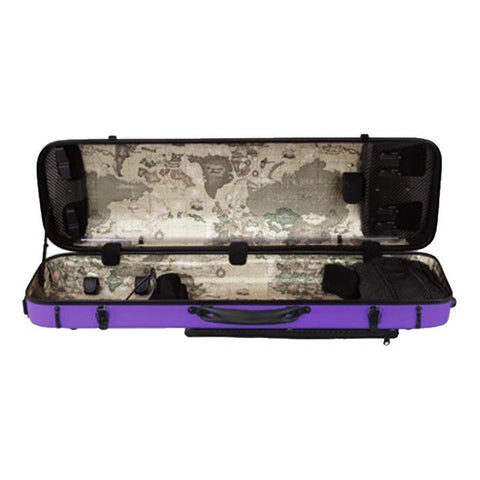 musilia purple violin case