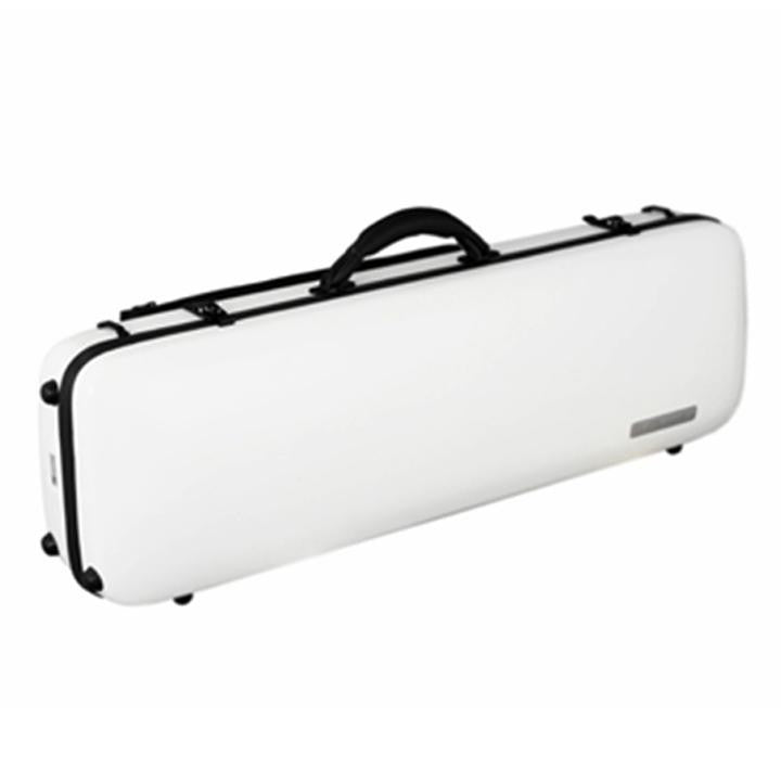 white carbon fiber violin case