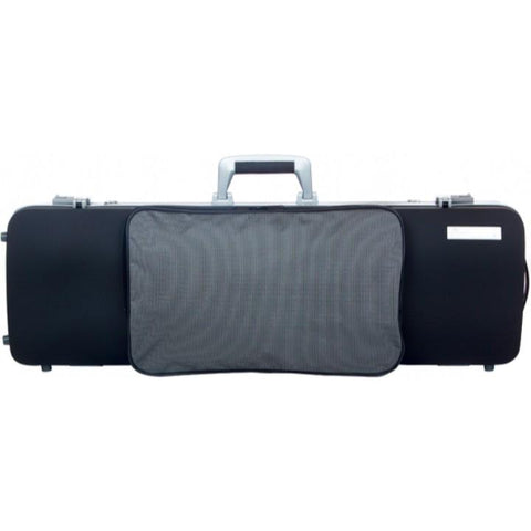 panther hightech black compact viola case