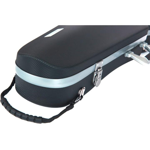 Image of bam contoured viola case black