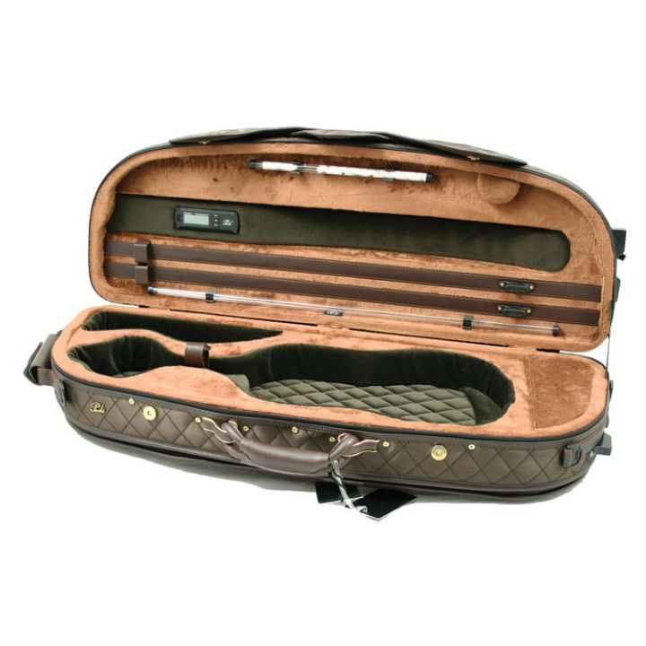 Pedi 8300 Brown Lightweight Violin Case