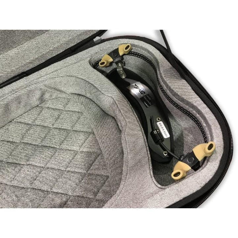 Pedi Streamliner Violin Case Black