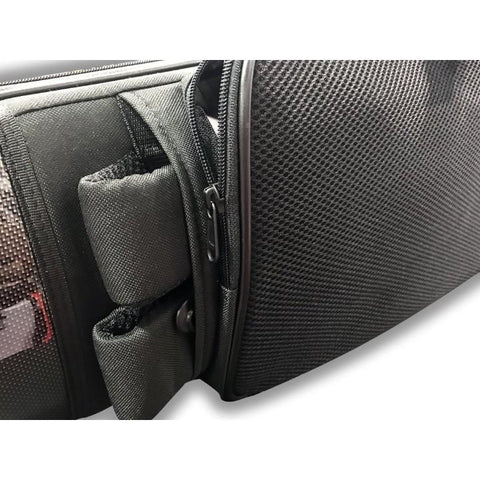 Image of Pedi Streamliner Violin Case Black