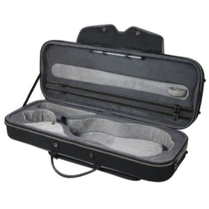 Pedi NiteFlash Oblong Viola Case Black