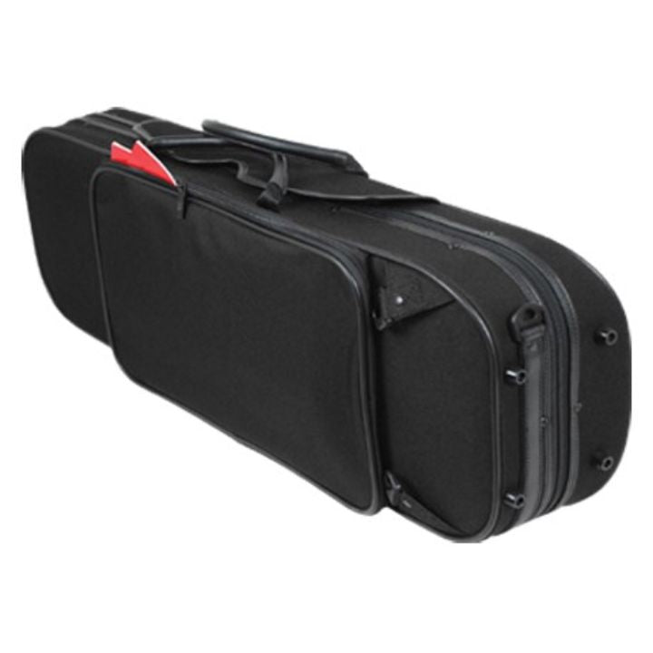 Black Pedi NiteFlash Oblong Viola Case - Back