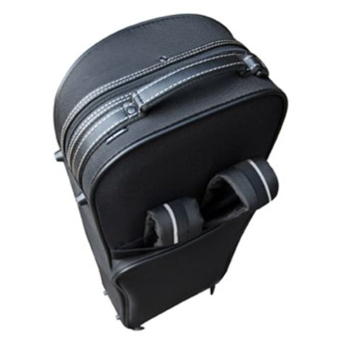 Image of Black Pedi NiteFlash Oblong Viola Case - Subway Strap