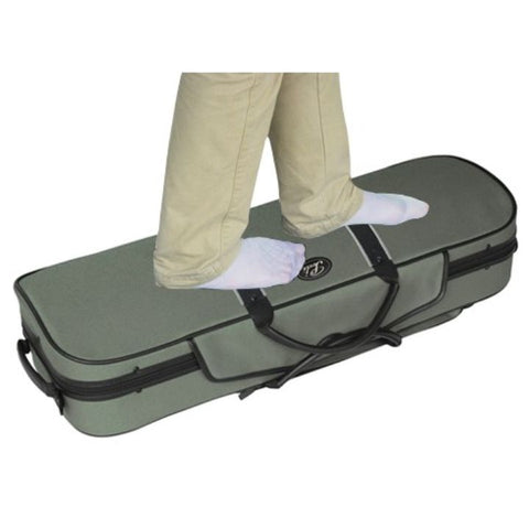 Pedi NiteFlash Oblong Viola Case Olive