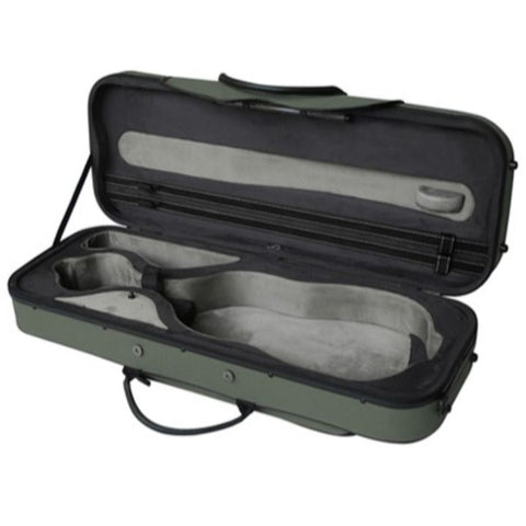 Pedi NiteFlash Green Oblong Viola Case- Interior
