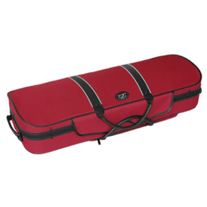 Pedi NiteFlash Red Oblong Viola Case - Front