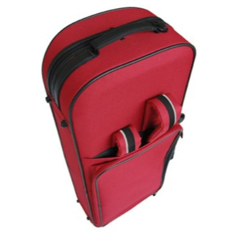 Pedi NiteFlash Red Oblong Viola Case - Subway Straps