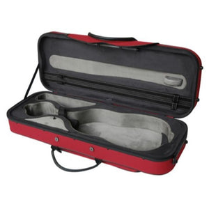Pedi NiteFlash Oblong Viola Case Red