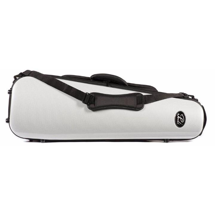 White arrow Violin Case
