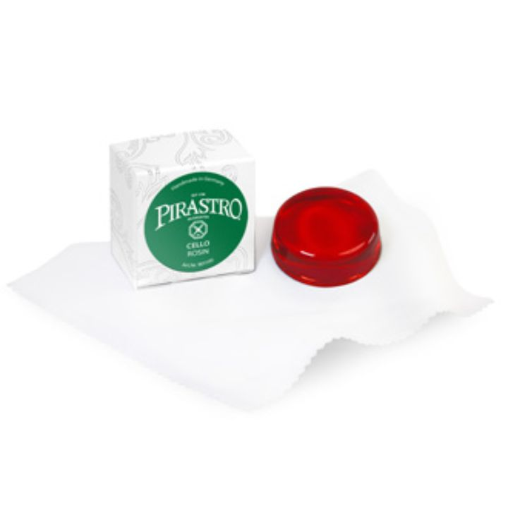 Pirastro Cello Rosin Cherry Red