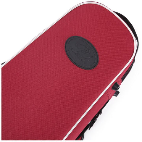 Red Pedi Niteflash Superlite Pro Violin Case