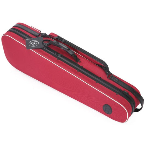 Pedi Niteflash Superlite Pro Violin Case Red