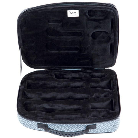 Image of Signature Bb + A Clarinets case Grey