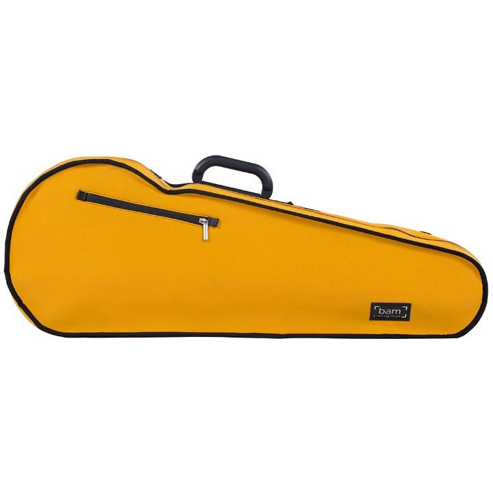 bam viola case hoody orange