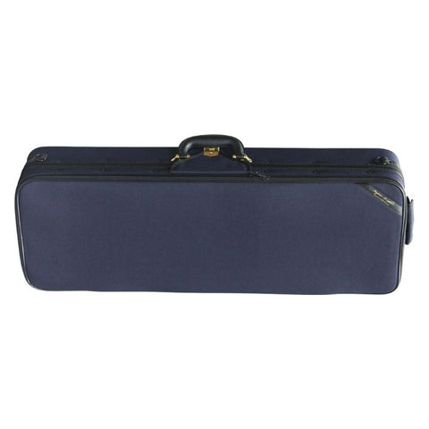 Super Light Oblong Blue Viola Case Front