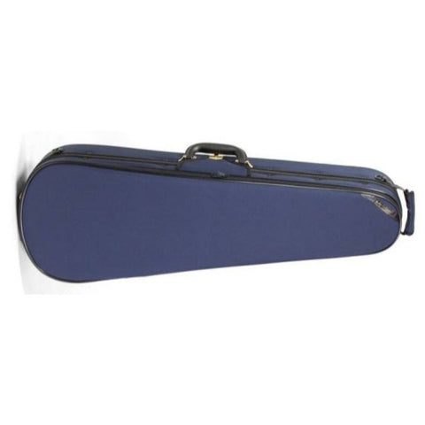 Superlight Shaped Blue Viola Case - Front