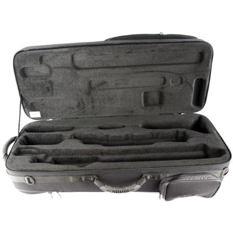 Image of Bass Clarinet (to C) case Black