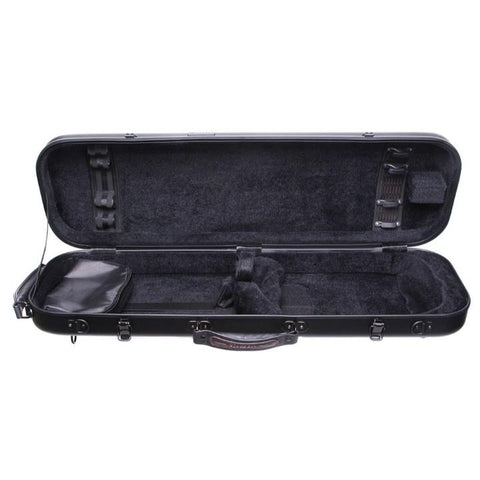 Image of black violin case
