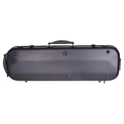 black violin case