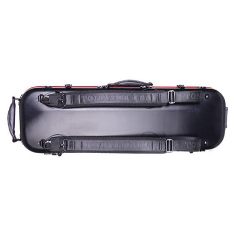 black tonareli violin case