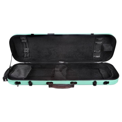 Image of Tonareli Composite Fiberglass Lime Violin Case