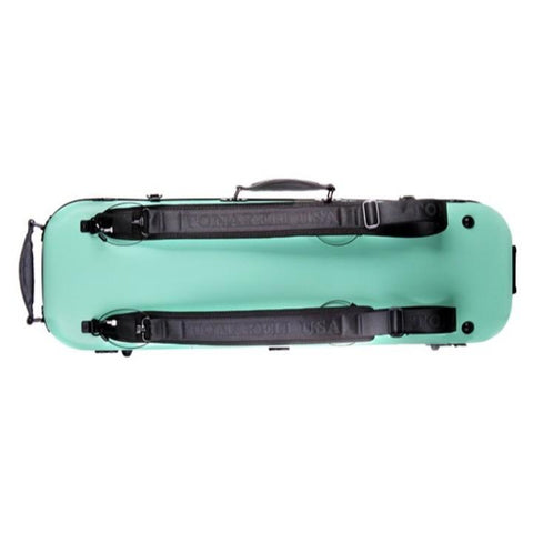 Image of green Violin Case