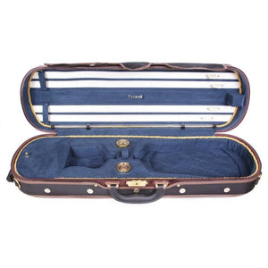 black/Blue Tonareli Violin Case