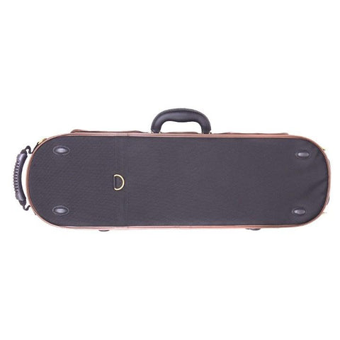 Image of black/Blue Tonareli Violin Case