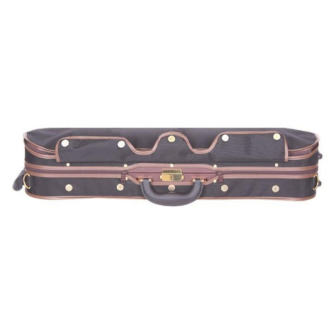 Image of black/red Tonareli Violin Case