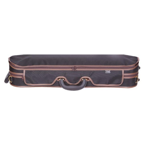 Image of Tonareli Deluxe Violin Case - Red Interior