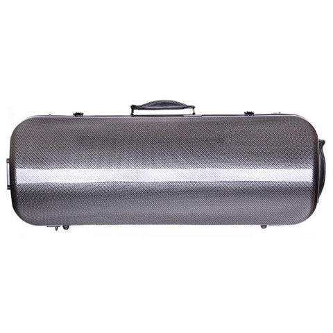 Image of oblong fiberglass viola case