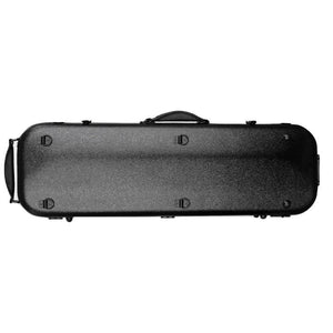 Fiberglass Violin Case Black