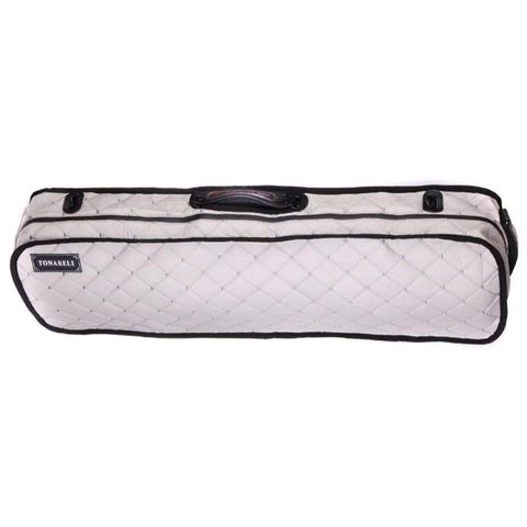 Image of Beige Oblong Viola Case Cover