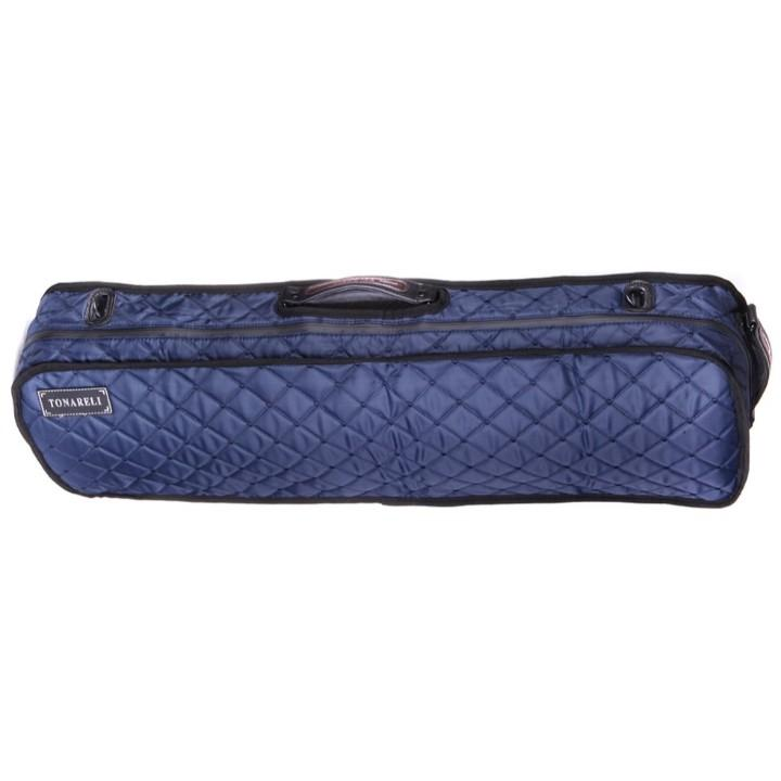 Tonareli Blue Oblong Viola Case Cover