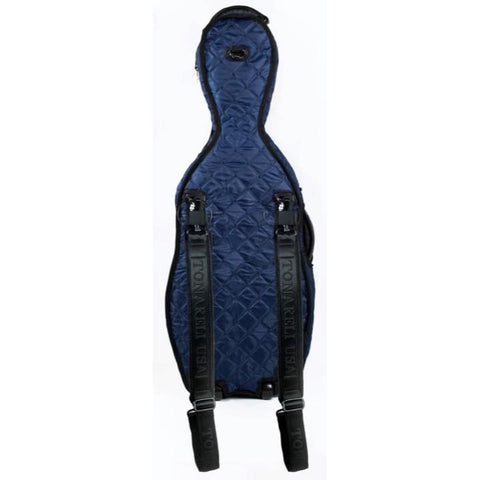 Image of Shaped blue Viola Case Cover