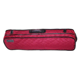 red tonareli Oblong Violin Case Cover